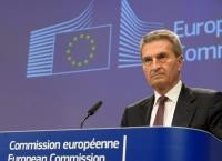 Press statement of Günther Oettinger, Member of the EC, on the EU Budget for the Future