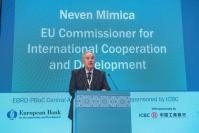 Visit by Neven Mimica, Member of the EC, to China
