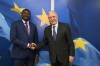 Visit of Mamadou Tangara, Gambian Minister for Foreign Affairs, to the EC