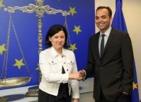 Visit of Rohit Chopra, Commissioner at the American Federal Trade Commission, to the EC