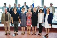 Visit of Catalan mayors to the EC