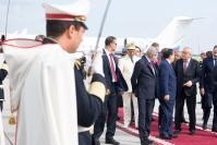 Visit of Jean-Claude Juncker, President of the EC, and Johannes Hahn, Member of the EC, to Tunisia