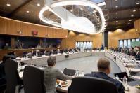 Réunion hebdomadaire de la Commission Juncker (05/12/2018)