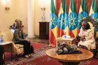 Visit of Federica Mogherini, Vice-President of the EC, to Ethiopia