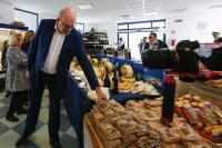 Visit by Phil Hogan, Member of the EC, to Italy