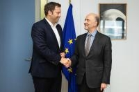 Visit of Lars Klingbeil, Secretary General of the Social Democratic Party of Germany, to the EC