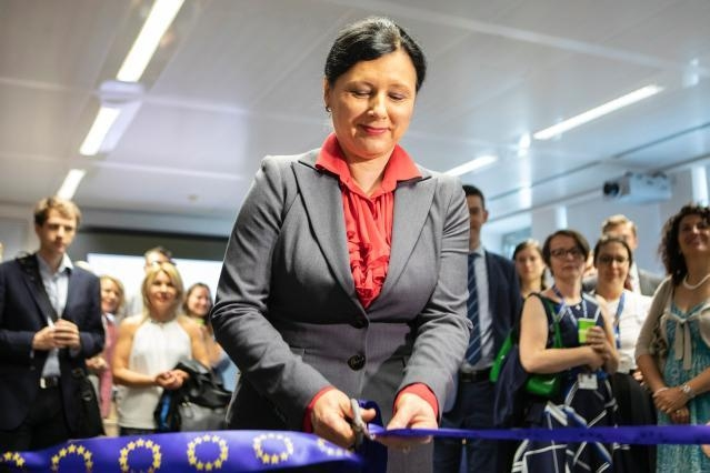Participation of Vĕra Jourová, Member of the EC, at General Data Protection Regulation (GDPR) Events