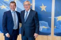 Visit of Petteri Orpo, Finnish Deputy Prime Minister and Minister for Finance, to the EC