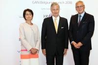 Participation of Marianne Thyssen, Member of the EC, at the launch event of the Global Apprenticeship Network (GAN) in Belgium