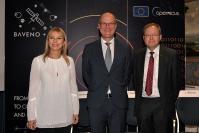 Visite d'Elżbieta Bieńkowska, membre de la CE et Tibor Navracsics, membre de la CE, en Italie
