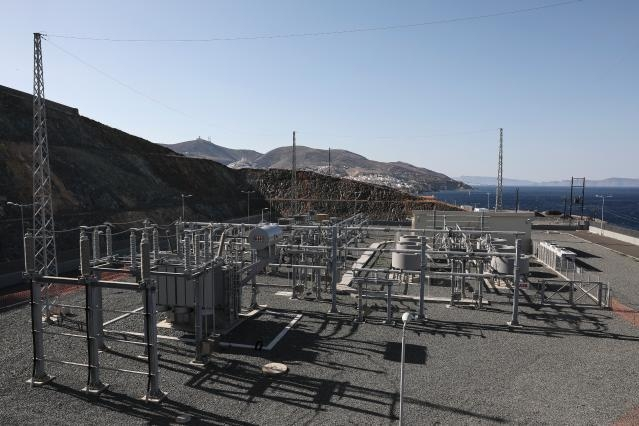 InvestEU – climate and energy projects: Interconnection of the Cyclades Islands, Greece