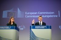 Press conference by Andrus Ansip, Vice President of the EC, on the Artificial Intelligence coordination plan