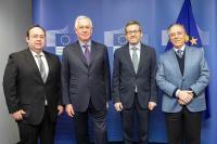 Visit of Ricardo Costa, Director General of Vale da Rosa, to the EC