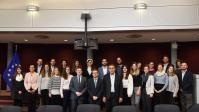 Visit of a delegation from Ben-Gurion University of the Negev