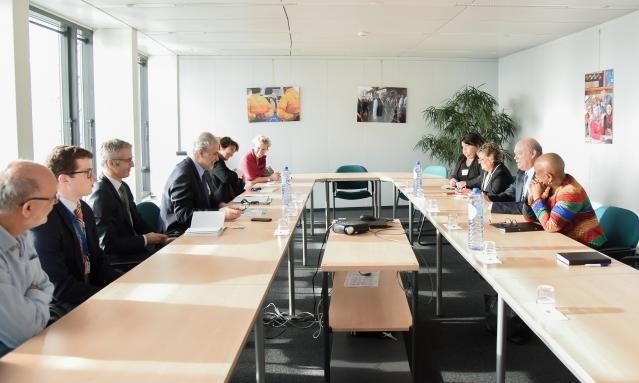 Visit of Rodrigo Malmierca Díaz, Cuban Minister for Foreign Trade and Foreign Investment, to the EC
