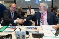 Visit by Miguel Arias Canete, Member of the EC, to Denmark