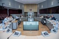 Visit of newly elected Members of Austrian Parliament, to the EC