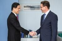 Visit of Chan Chun Sing, Singaporean Minister for Trade and Industry, to the EC