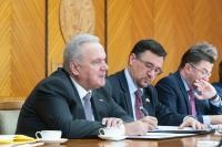 Visit of Neven Mimica, Member of the EC, to Mongolia