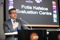 Participation of Carlos Moedas, Member of the EC, at the ceremony in honour of Fotis Kafatos