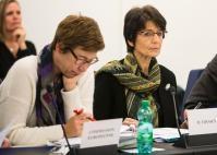 Participation de Marianne Thyssen, membre de la CE à la session plénière du PE