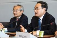 Visit of Xu Lin, Director of the Cyberspace Administration of China (CAC), to the EC