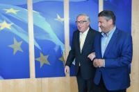 Visit of Sigmar Gabriel, former German Federal Vice-Chancellor, to the EC