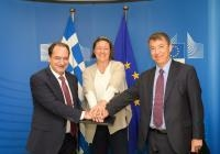 Participation of Violeta Bulc, Member of the EC, at the signature of a Memorandum of Understanding between the European Aviation Safety Agency (EASA) and Greece