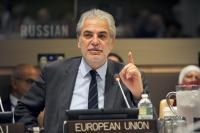 Christos Stylianides, Member of the EC, at the 73rd session of the United Nations General Assembly, New York