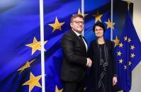 Visit of Marius-Constantin Budăi, Romanian Minister for Labour and Social Justice, to the EC