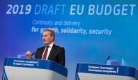 Press conference by Günther Oettinger, Member of the EC, on the EC's proposal for the EU budget 2019