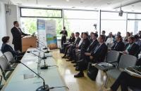 Visit of Maroš Šefčovič, Vice-President of the EC to Germany