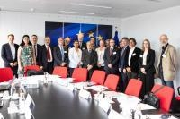 Visit of Representatives of European marine research institutes to the EC