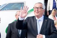 Visit of Jean-Claude Juncker, President of the EC, and Federica Mogherini, Vice-President of the EC, to Austria