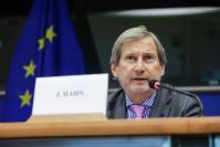 Participation of Johannes Hahn, Member of the EC, at the 'Situation of media and freedom of expression in Turkey' conference