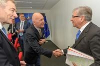 Visit of CEOs of CLIA Europe, to the EC
