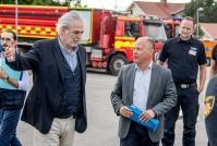 Visit by Christos Stylianides, Member of the EC, to Sweden