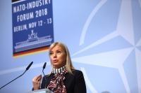 Visit of Elżbieta Bieńkowska, Member of the EC, to Germany