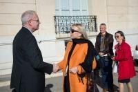 Visit by Elżbieta Bieńkowska, Member of the EC, to France