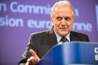 Press conference by Dimitris Avramopoulos, Member of the EC, on the management of migration in all its aspects