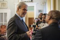 Visite de Christos Stylianides, membre de la CE chargé de l'Aide humanitaire et de la Gestion des crises en Ethiopie