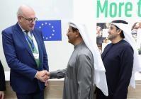 Visite de Phil Hogan, membre de la CE, aux Émirats arabes unis