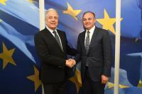 Visite de Enver Hoxhaj, vice-Premier ministre kosovar, à la CE