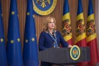Visite de Corina Cretu, membre de la CE en Moldavie