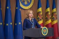 Visit by Corina Cretu, Member of the EC to Moldova