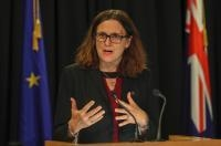Visit by Cecilia Malmström, Member of the EC, to New Zealand