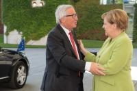 Visit by Jean-Claude Juncker, President of the EC, to Germany