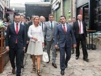 Visit by Federica Mogherini, High Representative of the Union for Foreign Affairs and Security Policy and Vice-President of the EC, to the former Yugoslav Republic of Macedonia