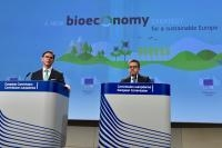 Press conference by Jyrki Katainen, Vice-President of the EC, and Carlos Moedas, Member of the EC, on a new Bio-economy Strategy for a sustainable Europe