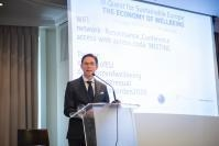 Participation of Jyrki Katainen, Vice-President of the EC, at the Conference 'In Quest for Sustainable Europe: the Economy of Wellbeing'